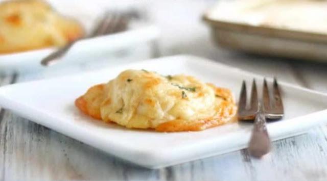 Cheesy Keto Crab Rangoons #keto #lowcarb