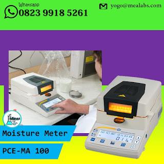 Moisture Analyzer Untuk Gula PCE-MA 100
