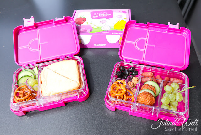Vesperbox schmatzfatz junior in pink im Test