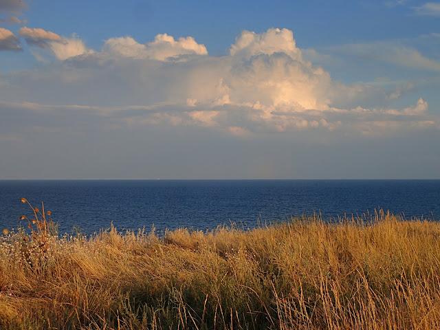 Wybrzeże w okolicach Odessy