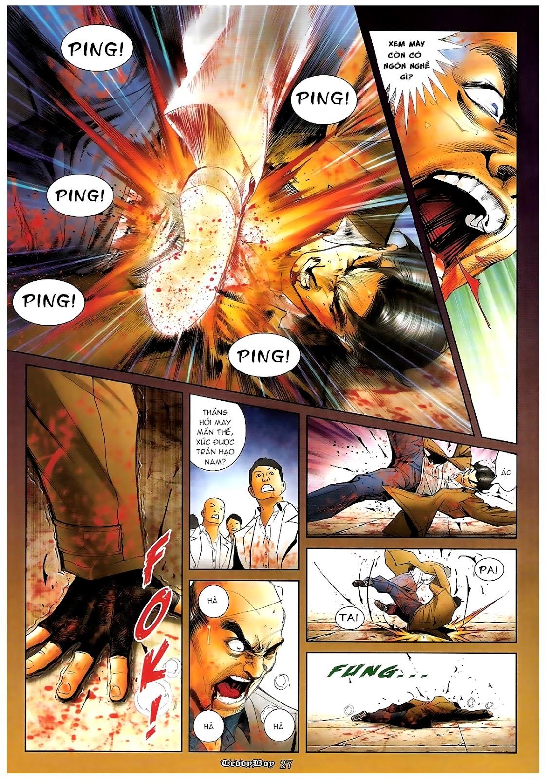Người Trong Giang Hồ - Chapter 1236: Tối hậu nhất kích - Pic 22
