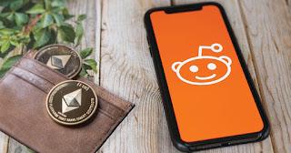 شراكة عملاقة  بين Reddit و Ethereum