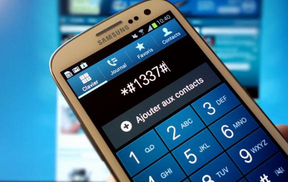 Tahu Tidak Kalau Smartphone Kamu Punya Kode Rahasia