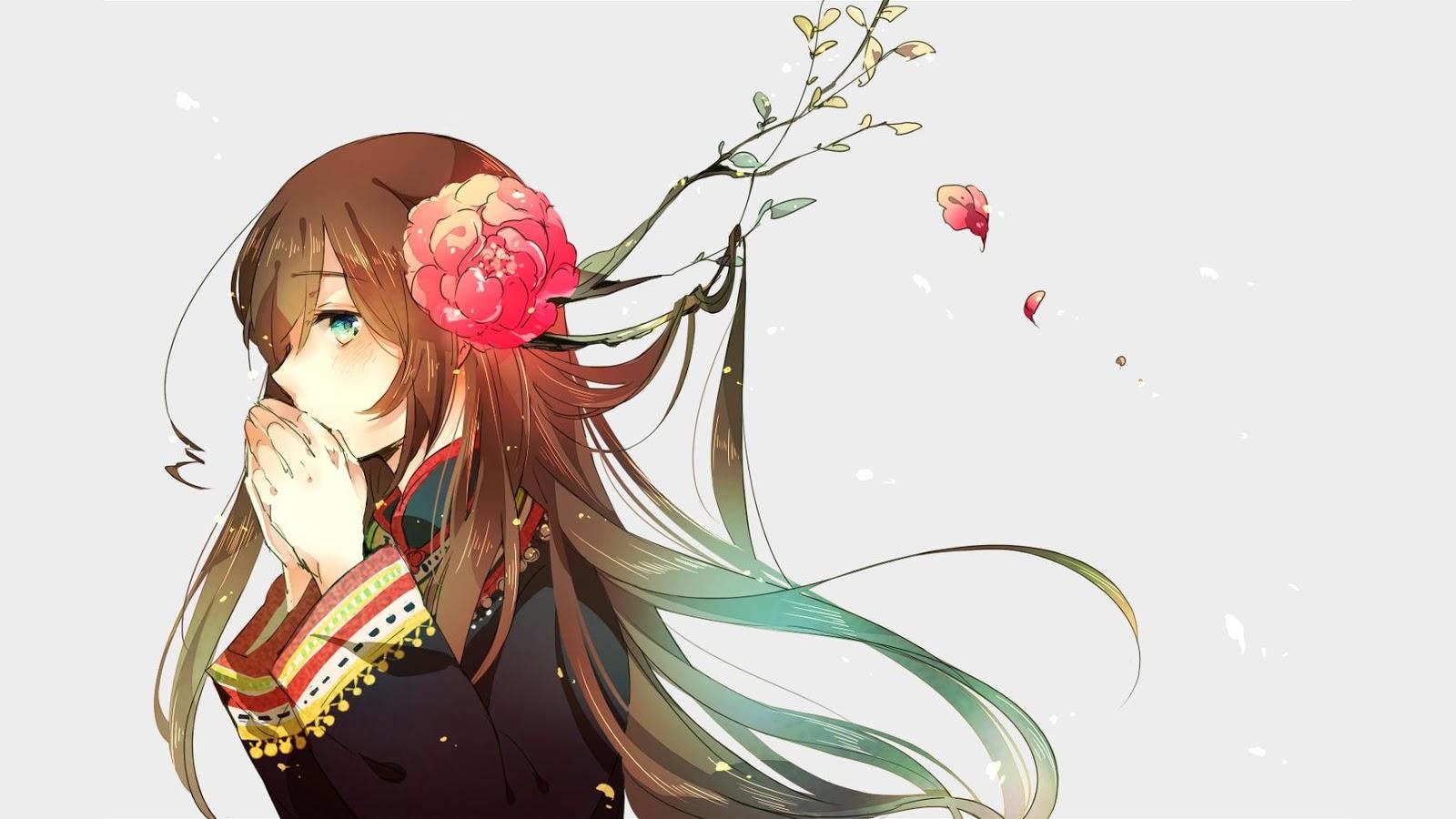 Neko Anime Girl Wallpapers