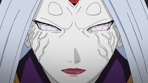 Boruto/Naruto: Kaguya is Stronger than Momoshiki