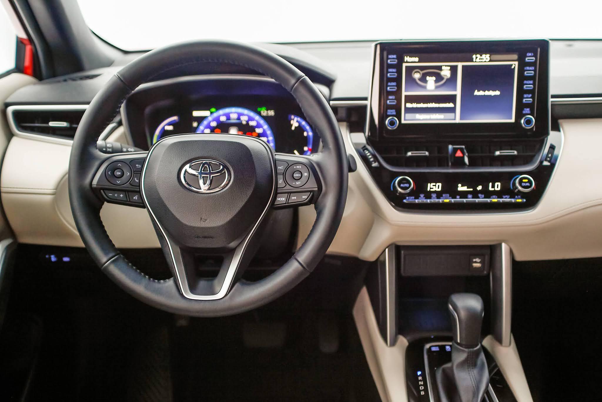 Toyota Corolla Cross 2022: tabela de maio tem aumento de preços
