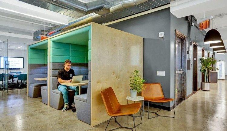 Flex Office, la oficina en el futuro y la aceleración de los espacios flexibles