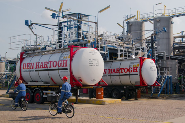 Den Hartogh chemical Logistics join hands with Port of Duqm