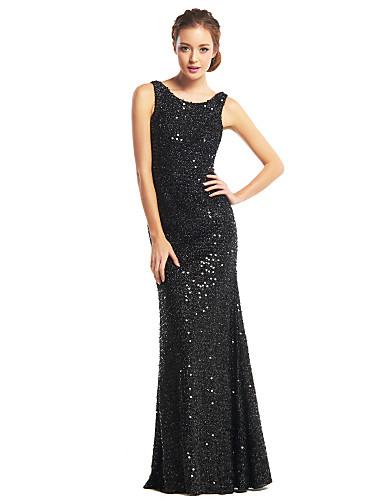 Little Black Dress con Lentejuelas