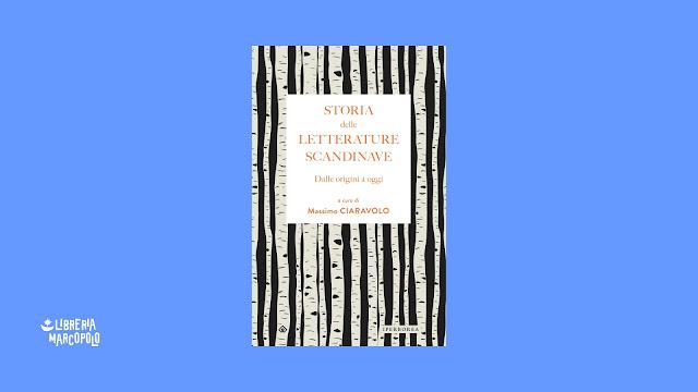 Storia delle letterature scandinave alla libreria MarcoPolo - Mercoledì 2 ottobre alle 20