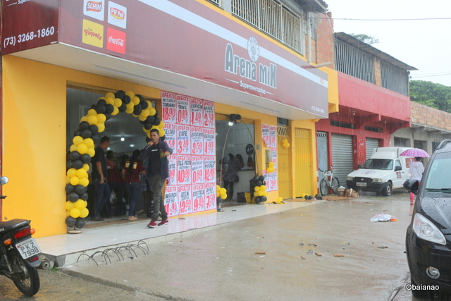 ARENA MIX é inaugurada no Paraguai em grande estilo