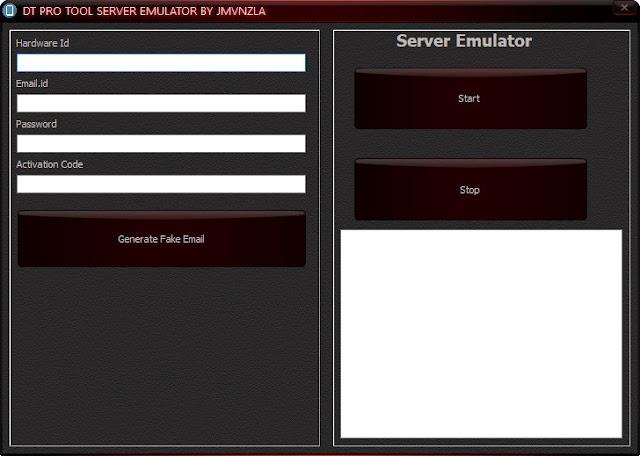 DTPro Server Emulator By JMVNZLA Free Download (Not tested yet)