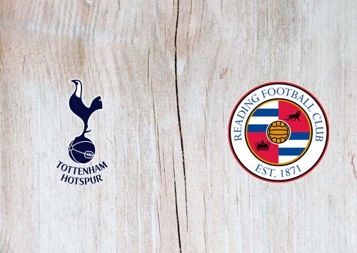 Tottenham Hotspur vs Reading Full Match & Highlights 28 August 2020