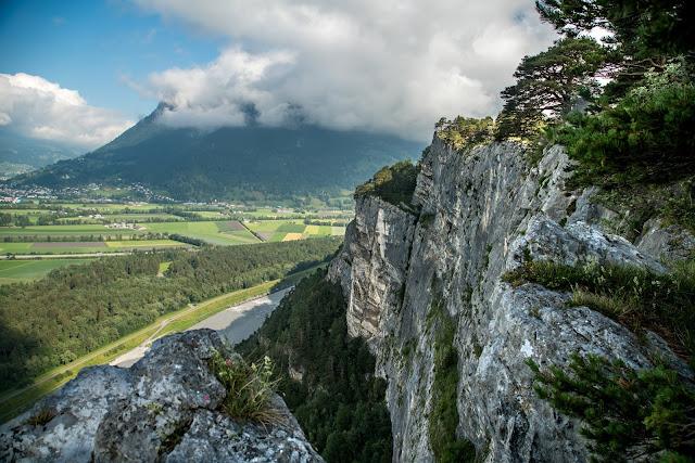 Rund ums Ellhorn  Wanderung Balzers  Fürstentum Liechtenstein 12