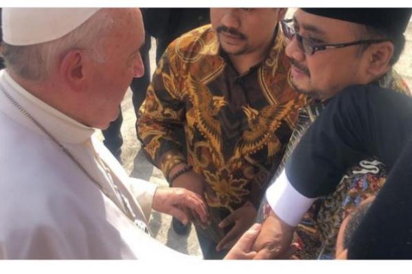 Setelah ke Israel, Gus Yahya ke Vatikan, Ditemani Gus Yaqut Ketemu Paus