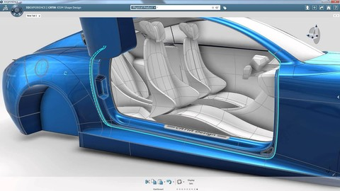 Catia V5 Basic to Advance Level (30+ Hours Content )