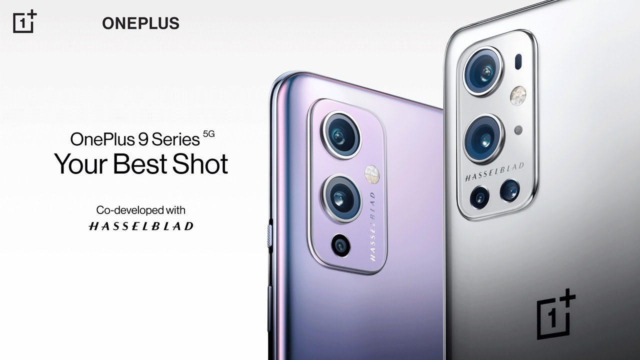 Live Streaming OnePlus 9 Series Launch Event