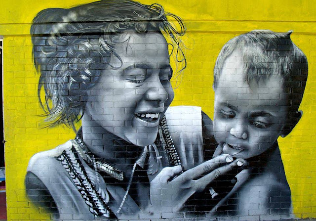 Images gallery (#19) of street art, the best unauthorized art