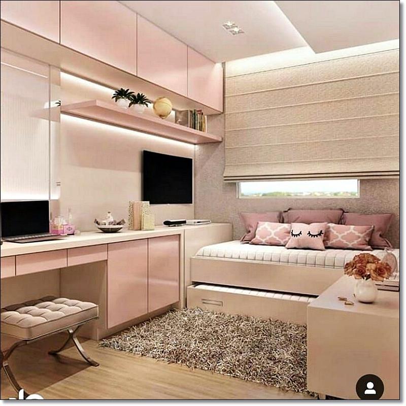 15 Modern Teen Girl Bedroom Ideas Home Design Ideas