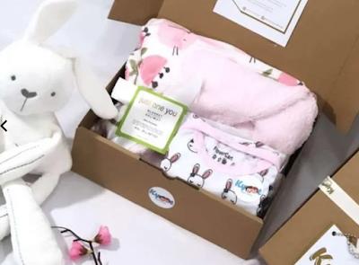 Cara Mudah Membuat Parcel Bayi di Rumah