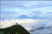 Gunung Andong Yang Cocok Untuk Pendaki Pemula