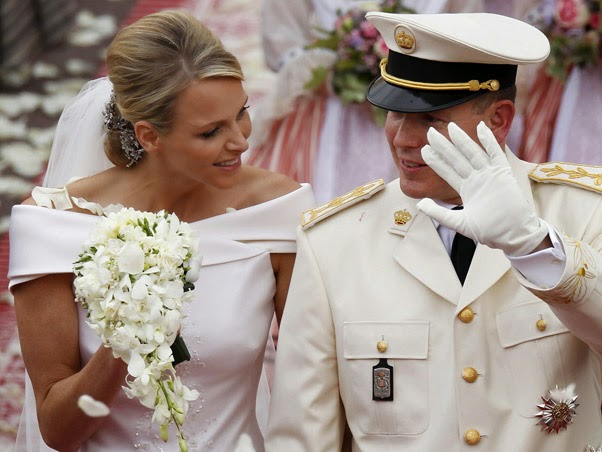 053052791 EXH00 - Casamento Real - Principe Alberto ♥ Charlene Wittstock