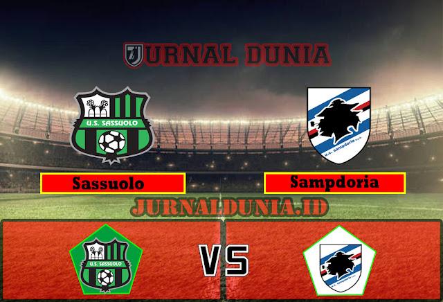 Prediksi Sassuolo vs Sampdoria , Minggu 25 April 2021 Pukul 01.45 WIB