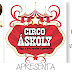O Circo Àskoly chega em Bernardo do Mearim a partir desta segunda
