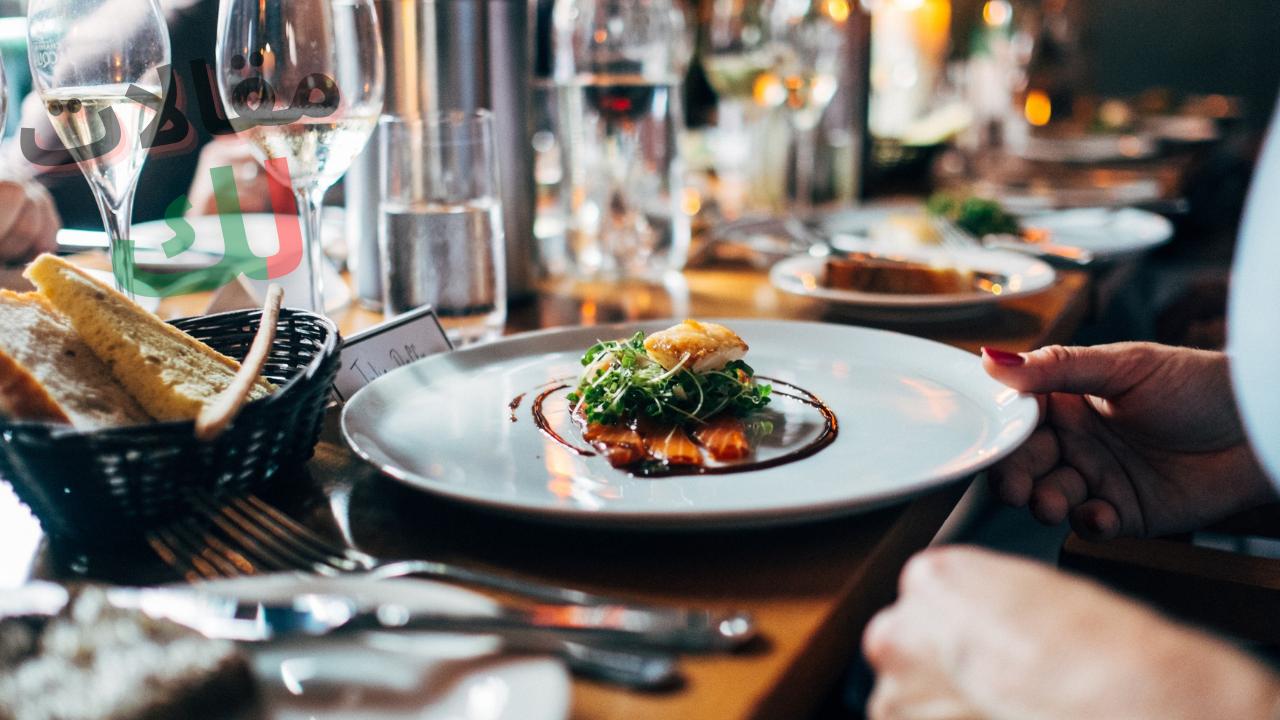 خيارات الأكل الصحي في المطعم