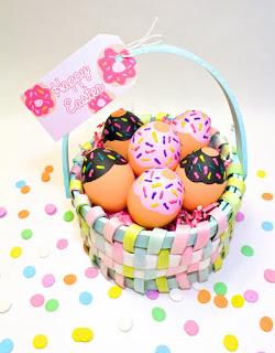 donut easter egsgs