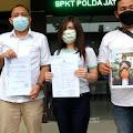 Tidak Mengakui Anak Kandungnya, Presiden Direktur Minyak Kayu Putih Dilaporkan Mantan Istri ke Polda Jatim