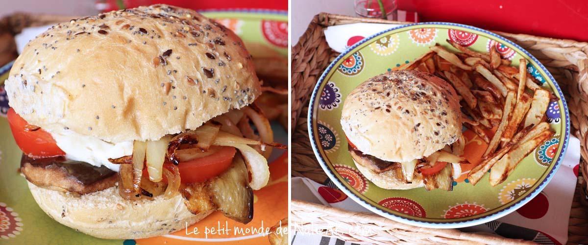 quitoque burger veggie avis