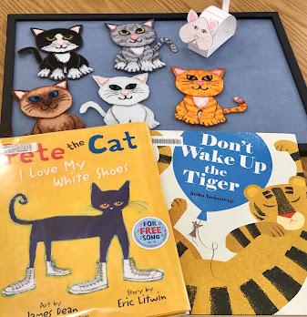 cat storytime, kitty storytime, kitten storytime