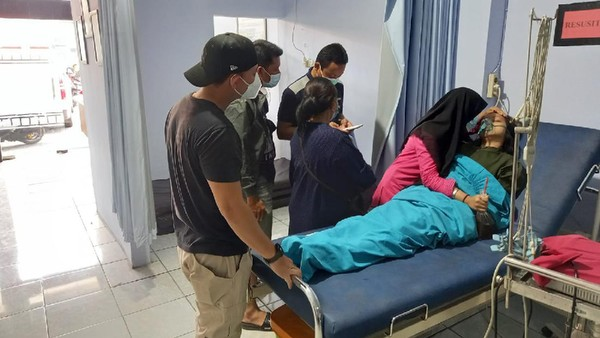 Gadis yang Ditemukan Hanyut di Sungai Brantas Ternyata Depresi Gegara Gagal Nikah