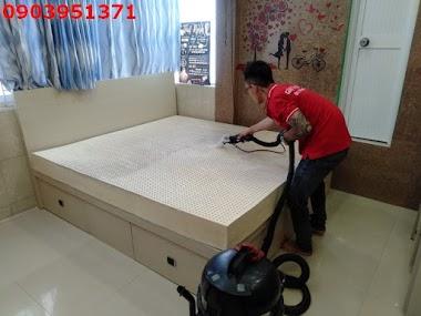 Dịch Vụ Giặt Nệm Tại Nhà Quận Tân Bình