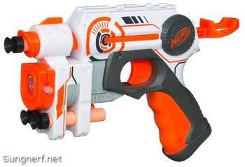 Súng Nerf Nite Finder EX-3 Whiteout