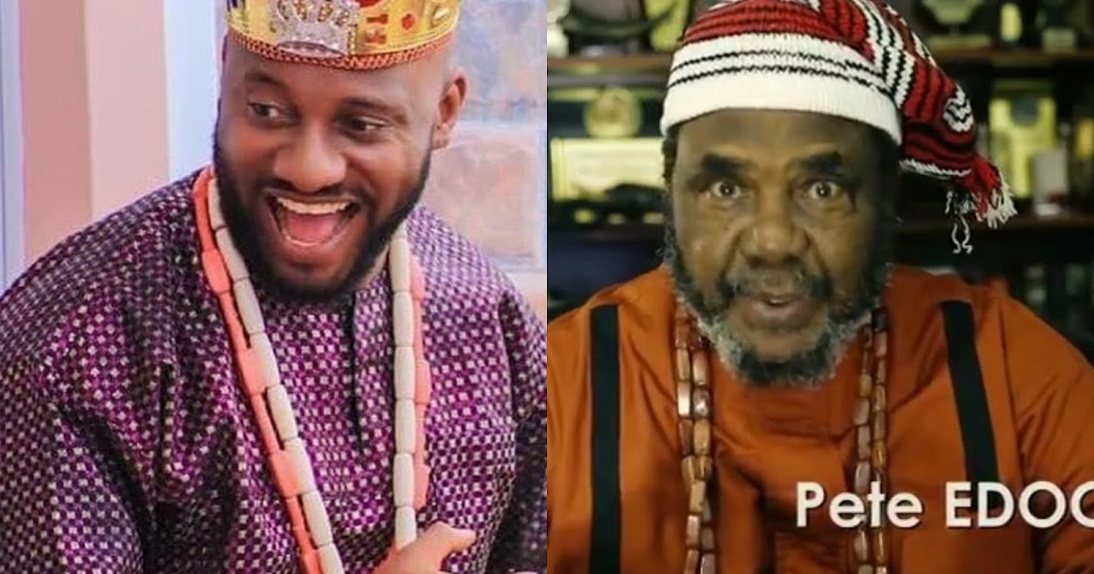 Veteran Actor, Pete Edochie Leads Protest In Port Harcourt