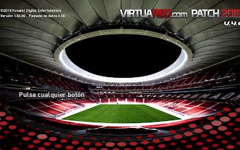VirtuaRed Patch 2019   V4.0   PES2019   PC