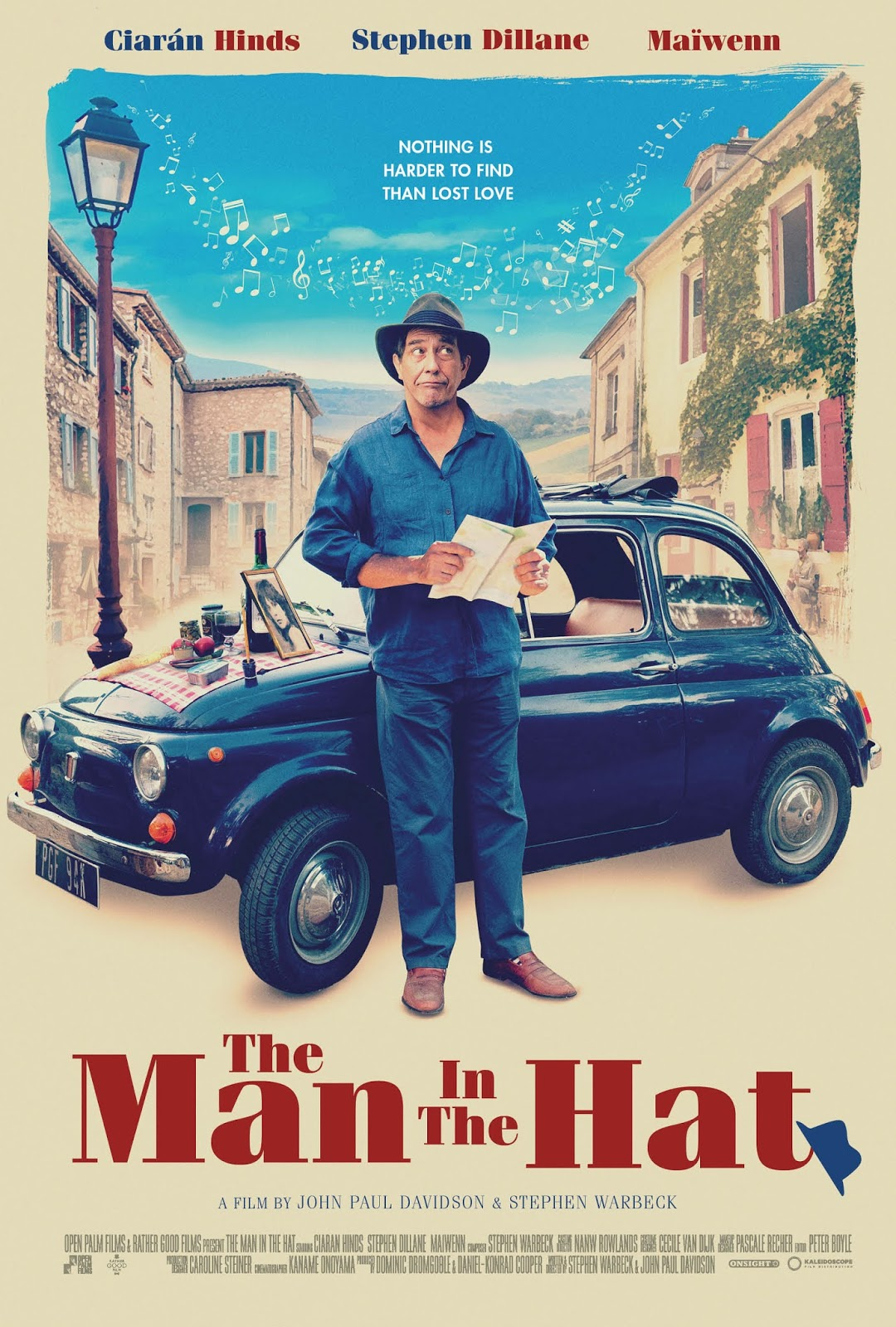 Been To The Movies: The Man In The Hat - New Poster and Trailer - Starring  Ciarán Hinds