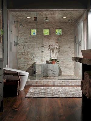 Modern Bathroom Shower Ideas