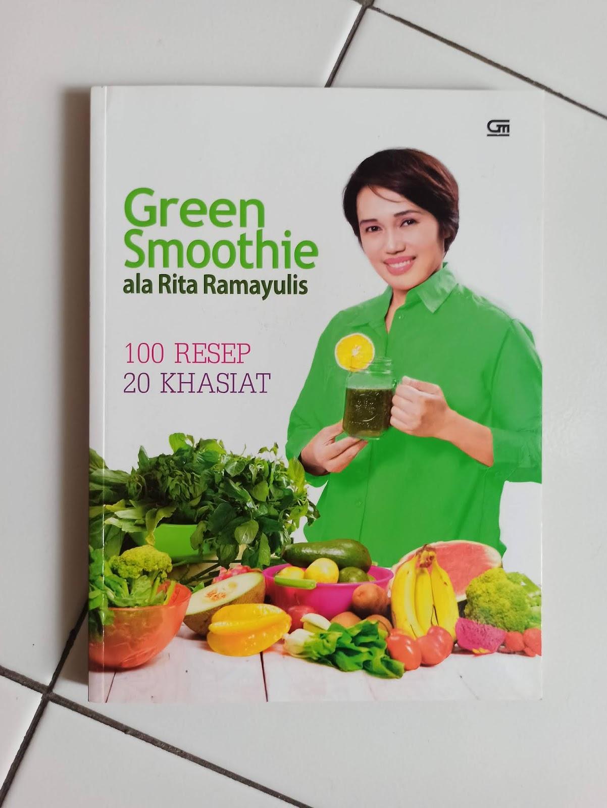 Buku Pengobatan Alternatif Ala Rita Ramayulis
