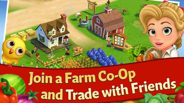 Farmville 2 Country Escape Apk Data