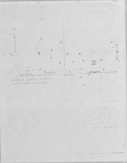 Missile Sites Map (4) In Nebraska F.E. Warren AFB 1965