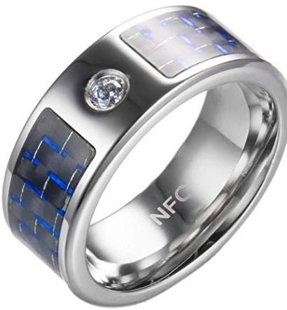 Smart ring NFC 9# for sell - multi chen category work