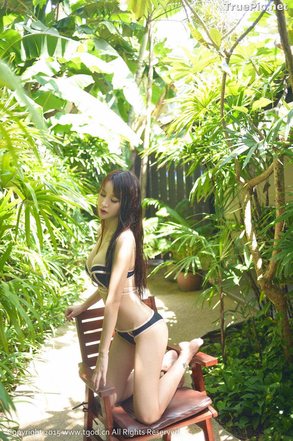 Image TGOD 2015-11-10 - Chinese Sexy Model - Cheryl (青树) - TruePic.net - Picture-28