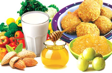 उर्जा देने वाला भोजन