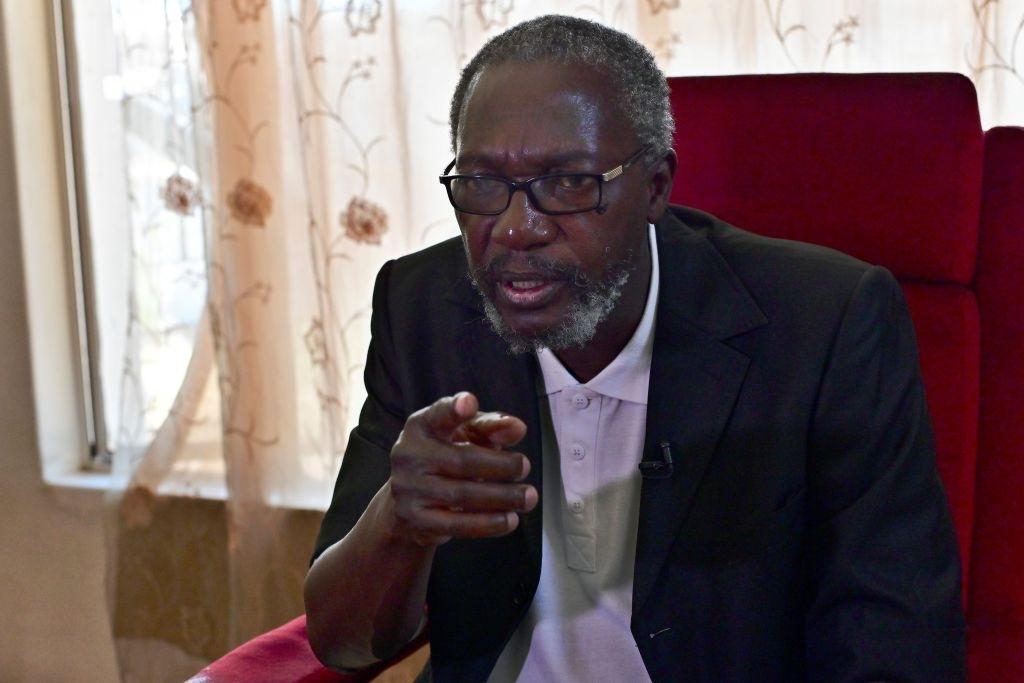 'Mnangagwa Warned Chiefs Against Mugabe Exhumation' says Leo Mugabe