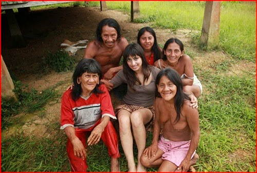 Nikahi Kepala Suku Traveller Cantik ini jadi Ratu Amazon