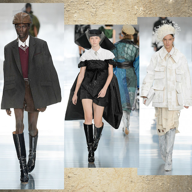 Maison Margiela Spring Summer 2020 Paris Fashion Week by RUNWAY MAGAZINE