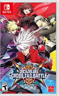 BlazBlue Cross Tag Battle Switch XCI NSP